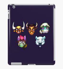 World Circuit iPad Case/Skin