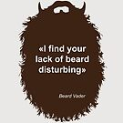Beard-Collection - Lack of Beard by DarkChoocoolat