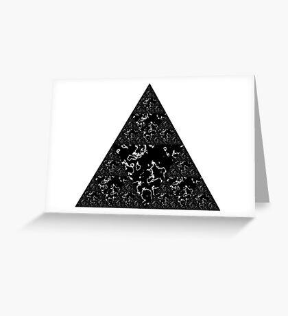 Sierpinski XIII Greeting Card