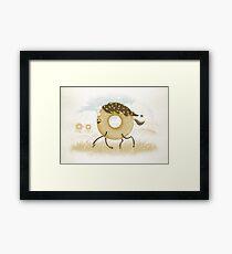 Mr. Sprinkles Framed Print
