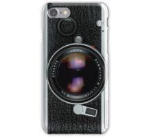 Leica M6 camera phone case iPhone Case/Skin