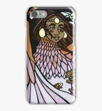 Sedna and the hunter iPhone Case/Skin
