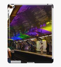 Metro color iPad Case/Skin