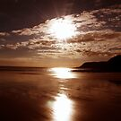 Sparkling sands by Joyce Knorz