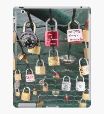Love Locks iPad-Hülle & Klebefolie