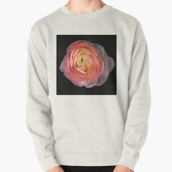 Ranunculus Color Pullover Sweatshirt