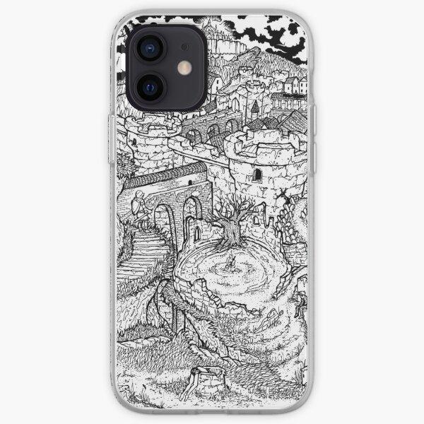 """""""Souvenirs d'une terre perdue"""" - DS Coque souple iPhone"""