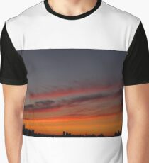 Burning rubber Graphic T-Shirt