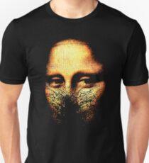 monalisa inmolatio Unisex T-Shirt