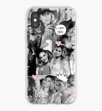 Vinilo o funda para iPhone Dinah Jane de Fifth Harmony Collage