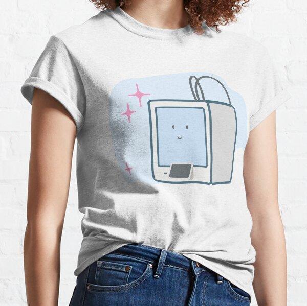 3D Printer with Stars Classic T-Shirt