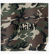 #Army Poster