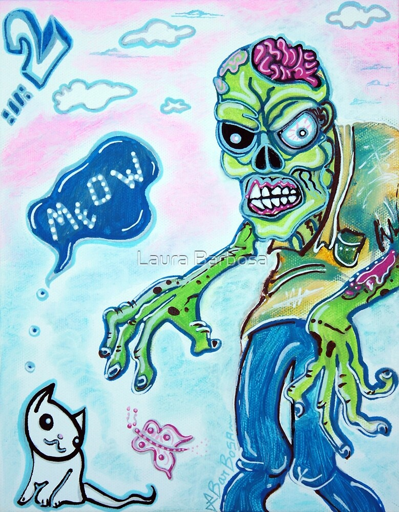My Pet Zombie 2 - Here Kitty Kitty by Laura Barbosa