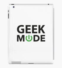 Geek Mode iPad Case/Skin