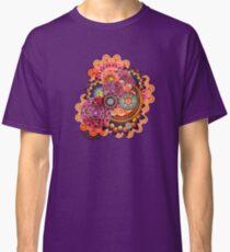 Funky Art Pattern Classic T-Shirt