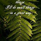 Great things by Gnangarra