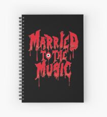 SHINee - Married to the Music Spiral Notebook
