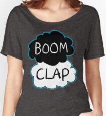 Boom Clap (sound of my heart - TFIOS) Women's Relaxed Fit T-Shirt