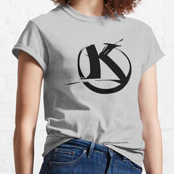 Logo Kaamelott Noir  T-shirt classique