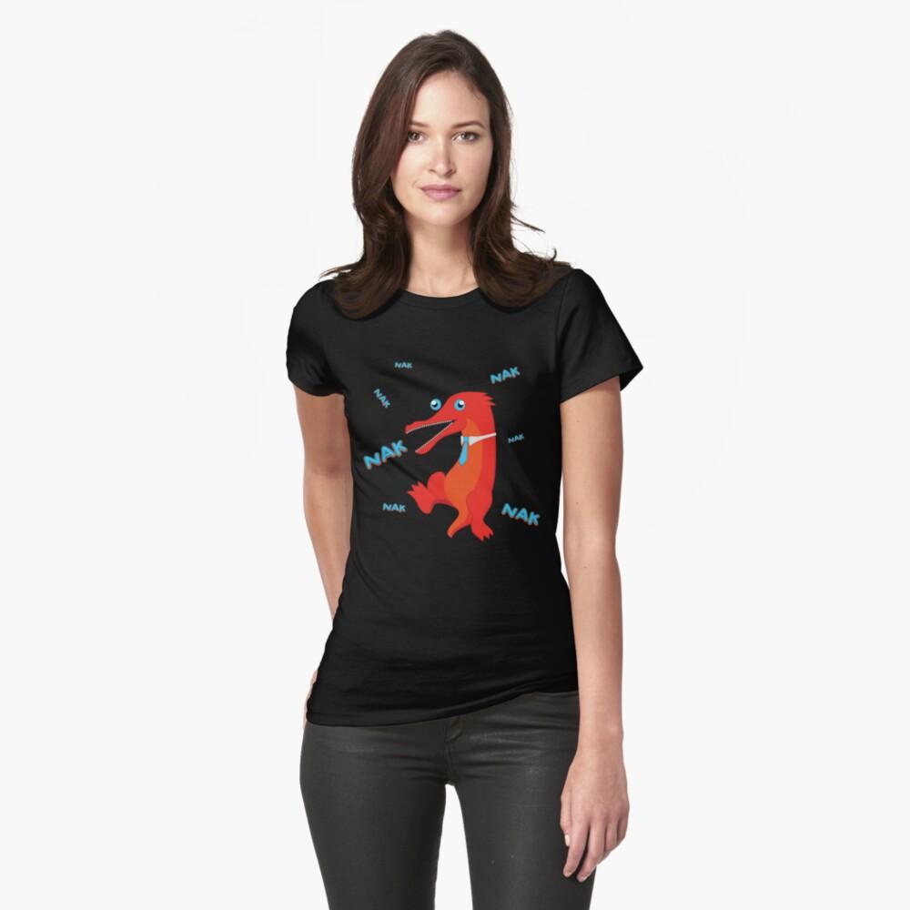 NAK NAK NAK Womens T-Shirt Front