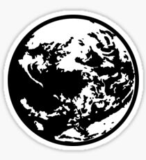 Earthbound logo (big) Sticker