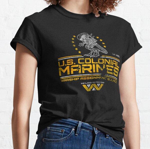 U.S. Colonial Marines Classic T-Shirt
