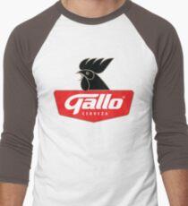 cerveza Men's Baseball ¾ T-Shirt