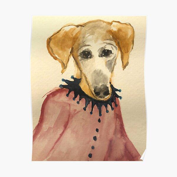 Rachel the Dog Poster