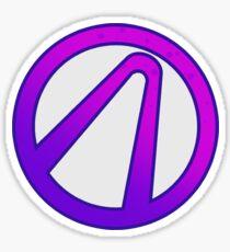 Vault Hunter (purple) Sticker