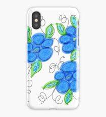 Invigorating Blues iPhone Case/Skin