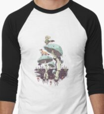 Elven Ranger Men's Baseball ¾ T-Shirt