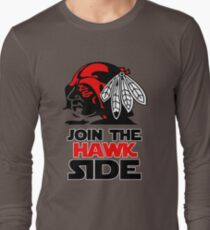 blackhawks Long Sleeve T-Shirt