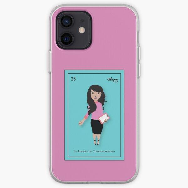 La Analista de Comportamiento iPhone Soft Case