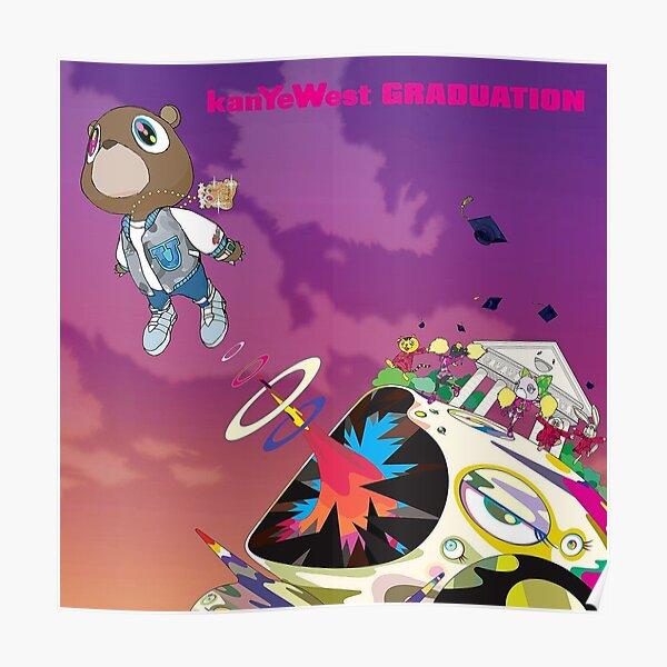 Kanye West, Graduation (2007) Poster