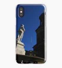 Shrewsbury Boer War Memorial iPhone Case
