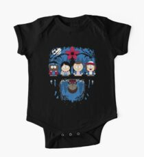 Stranger Park Short Sleeve Baby One-Piece