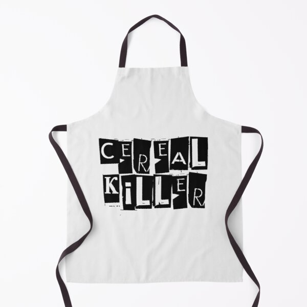 Cereal Kille| Perfect Gift Apron