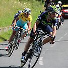 Tour de France 2014 - Valverde & Nibali by MelTho
