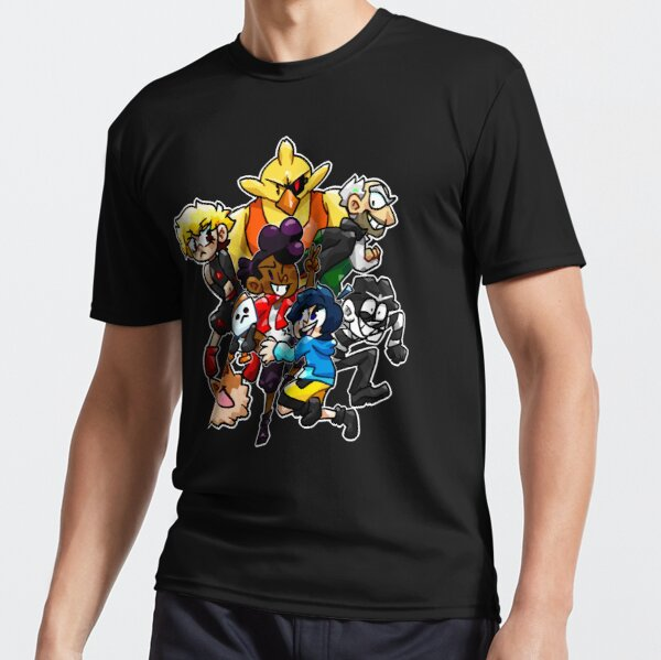 WIRD characters  Active T-Shirt