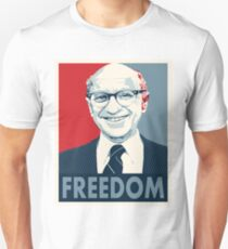 Milton Friedman Unisex T-Shirt