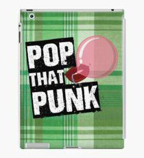 Pop that Punk iPad Case/Skin