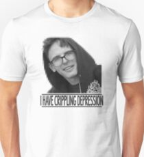 I Have Crippling Depression - IDubbbzTV Unisex T-Shirt