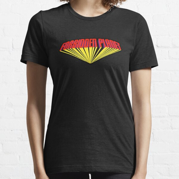 Forbidden Planet! Classic 1950's Science Fiction Essential T-Shirt