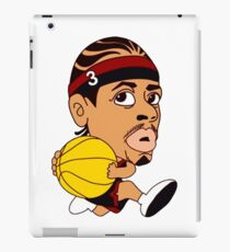 AI dunk basketball iPad Case/Skin