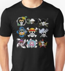 Jolly Rogers Unisex T-Shirt