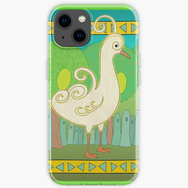 Light Goose iPhone Soft Case