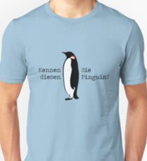 Do you know this penguin? Unisex T-Shirt
