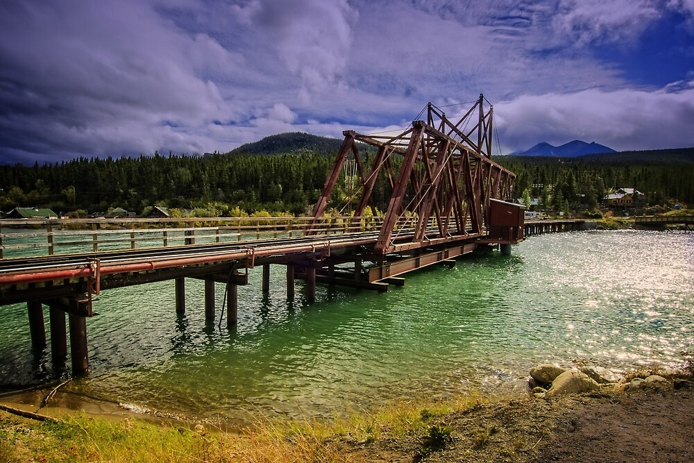 Carcross Railway Bridge by Yukondick