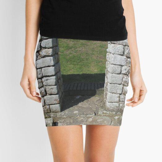 M.I. #122  ☼  Rocks And Bricks - Shot 15 (Hadrian's Wall) Mini Skirt