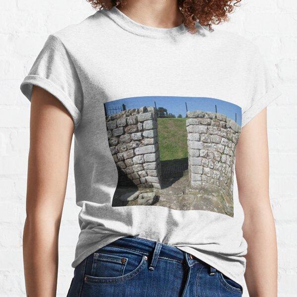 M.I. #122 |☼| Rocks And Bricks - Shot 15 (Hadrian's Wall) Classic T-Shirt
